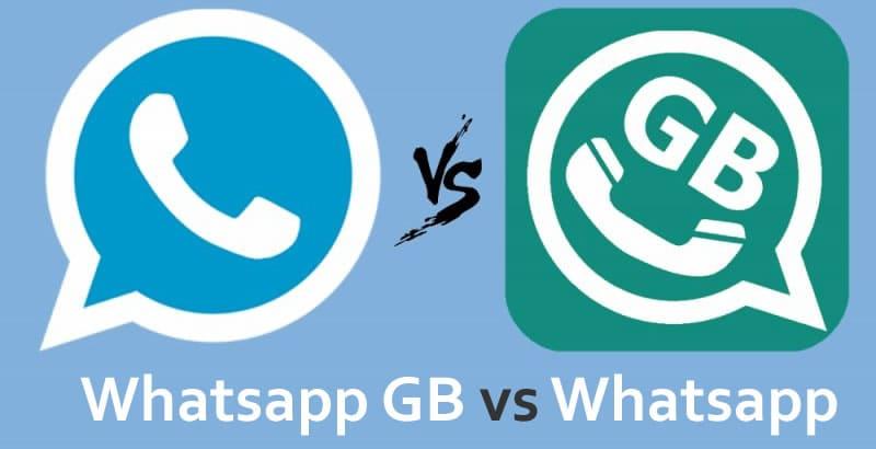 WhatsApp vs GB